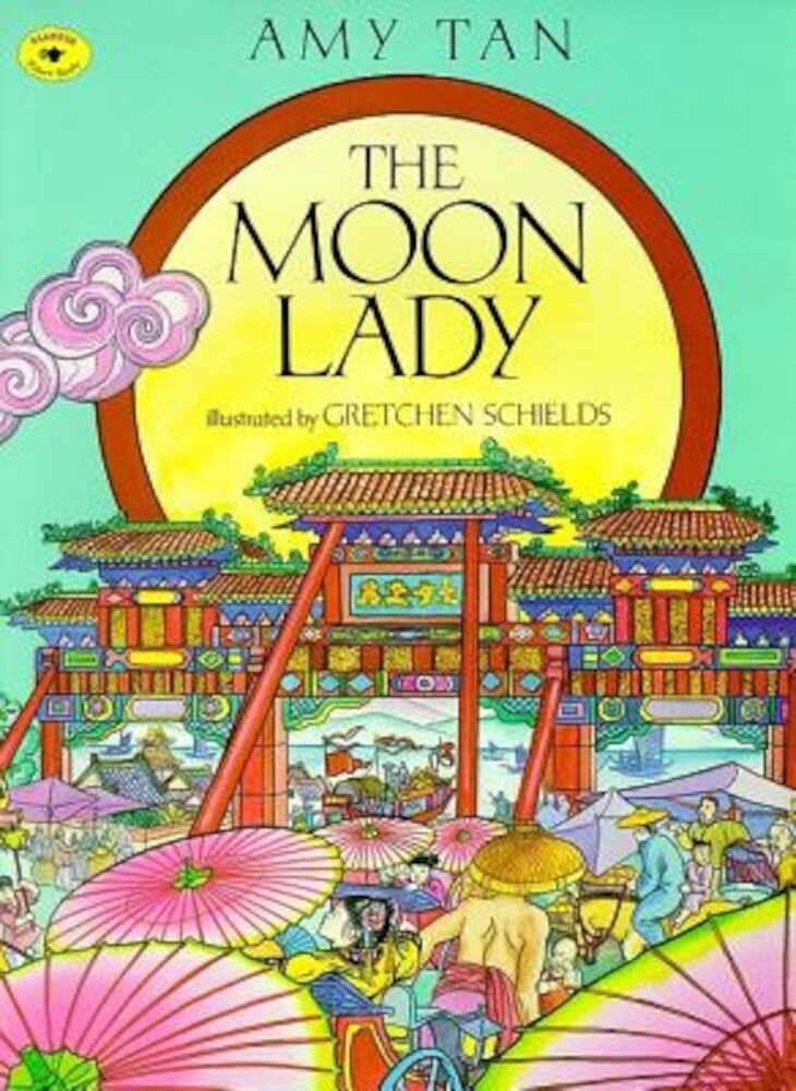 The Moon Lady, Paperback