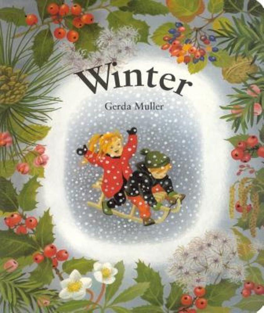 Winter Board Book, Hardcover