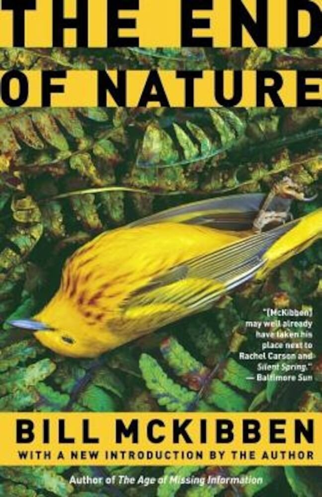 The End of Nature, Paperback