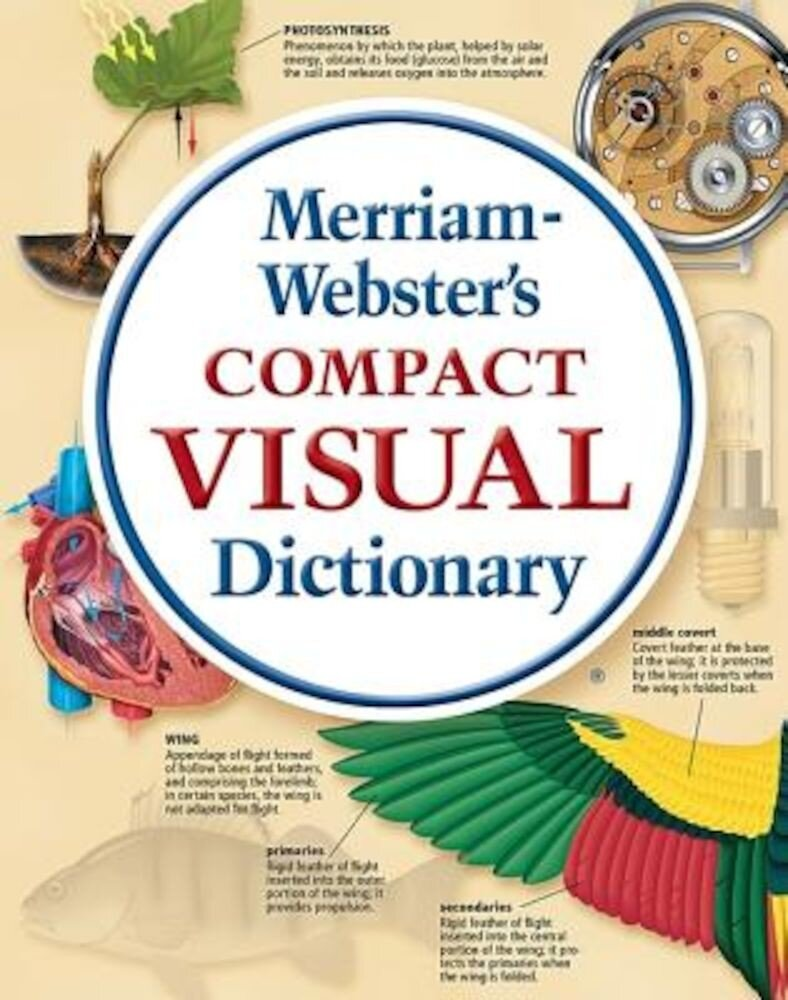 Merriam-Webster's Compact Visual Dictionary, Hardcover