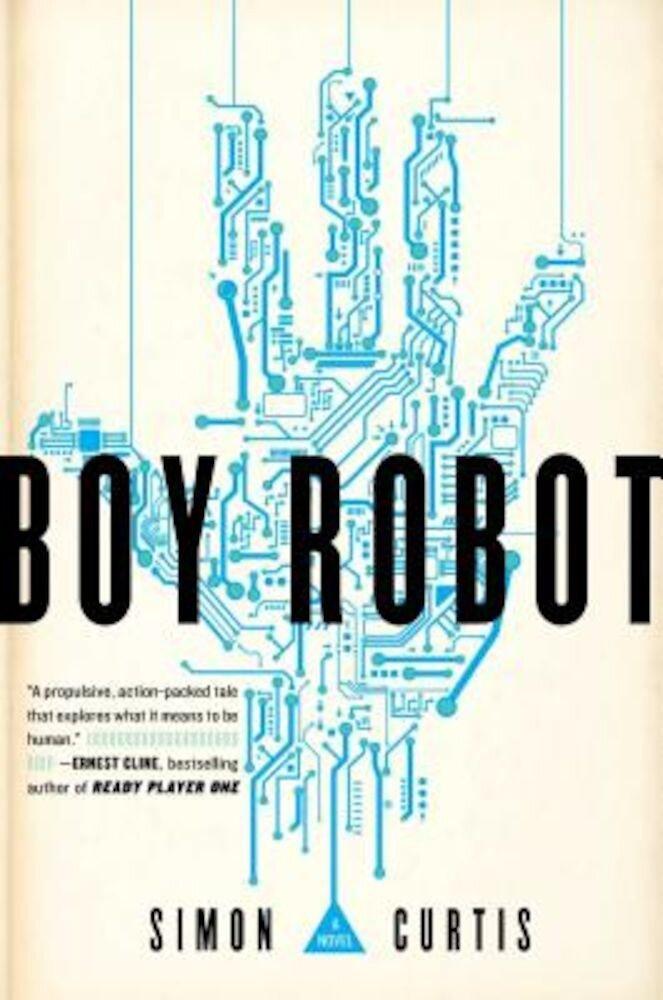 Boy Robot, Hardcover