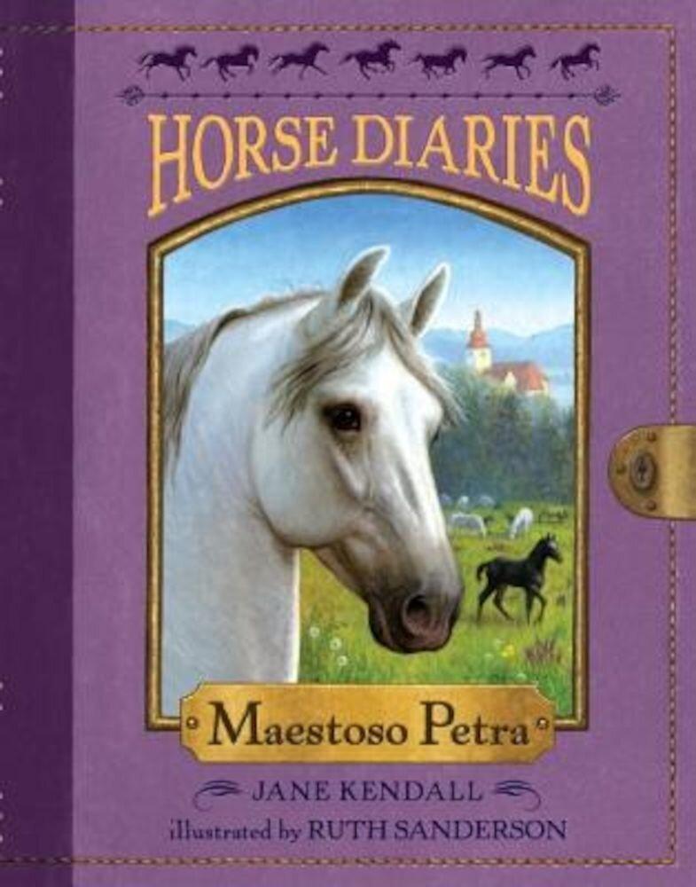 Maestoso Petra, Paperback