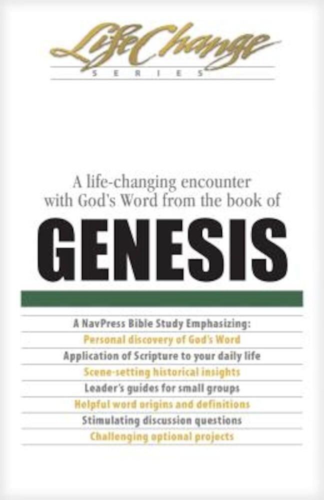 Genesis, Paperback