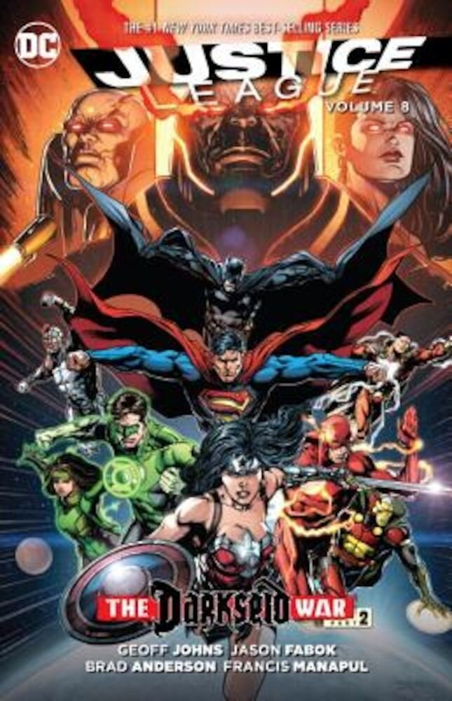 Justice League, Volume 8: Darkseid War, Part 2, Paperback