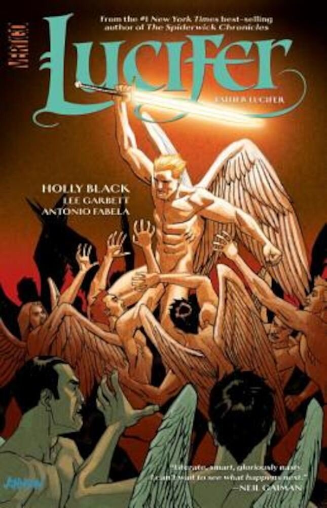 Lucifer Vol. 2: Father Lucifer, Paperback