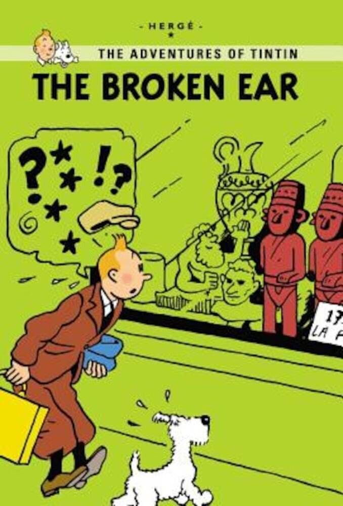 The Broken Ear, Paperback