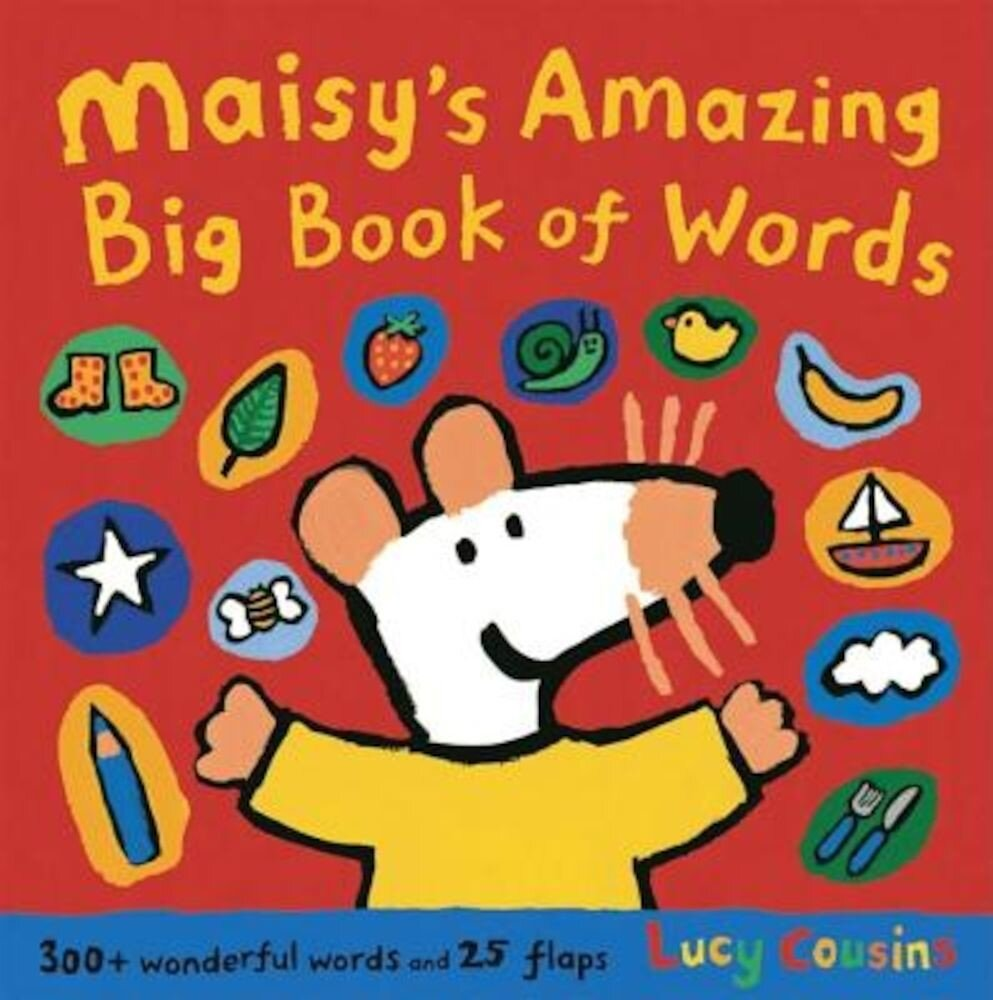 Maisy's Amazing Big Book of Words, Hardcover