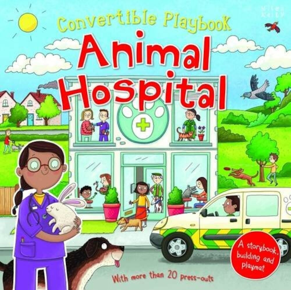 Convertible Playbook - Animal