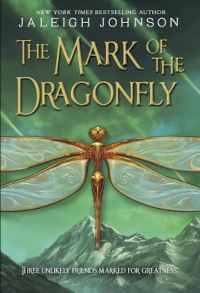 The Mark of the Dragonfly, Paperback