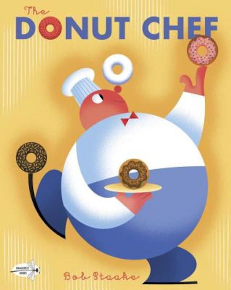 The Donut Chef, Paperback