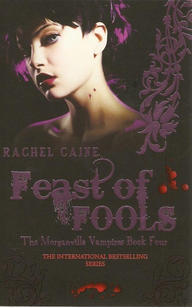 Coperta Carte Morganville Vampires Collection Rachel Caine 3 Books Set