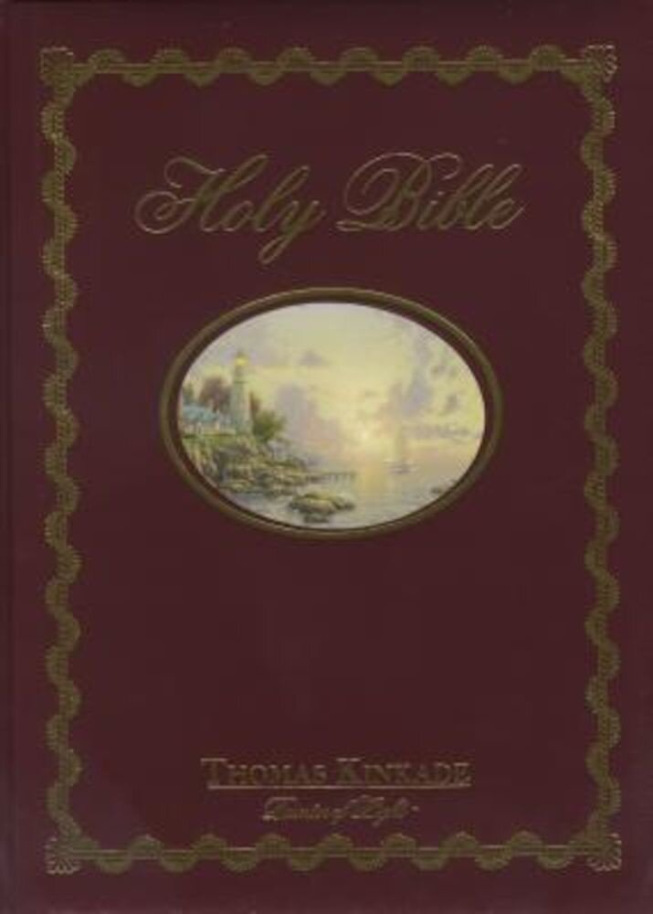Lighting the Way Home Family Bible-NKJV, Hardcover