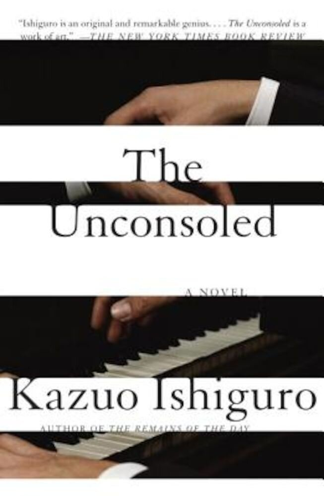 The Unconsoled, Paperback