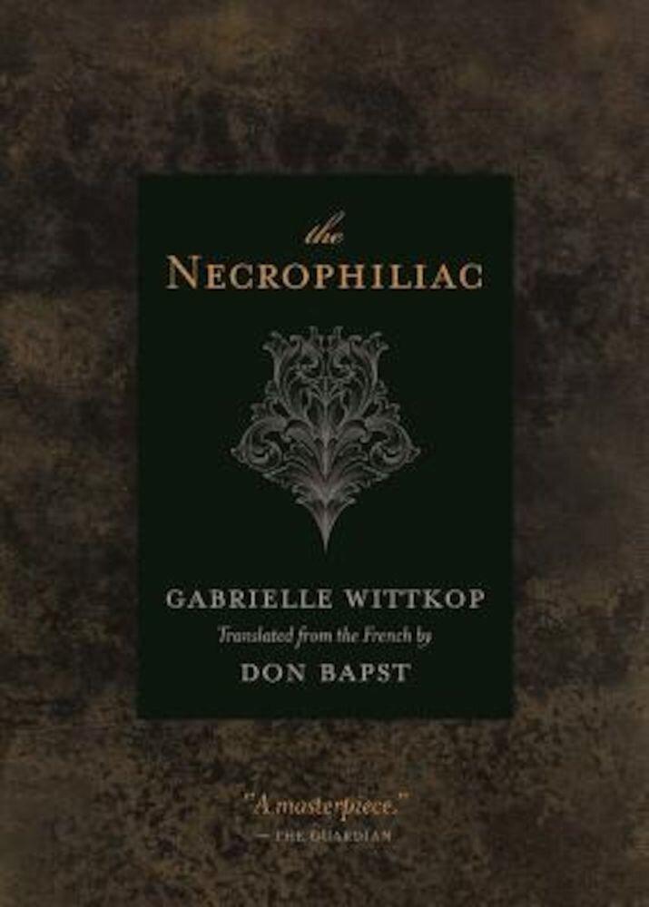 The Necrophiliac, Paperback