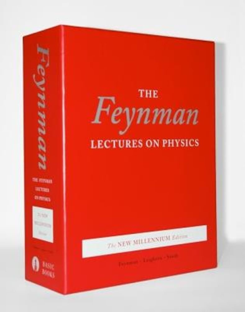 The Feynman Lectures on Physics Set, Hardcover