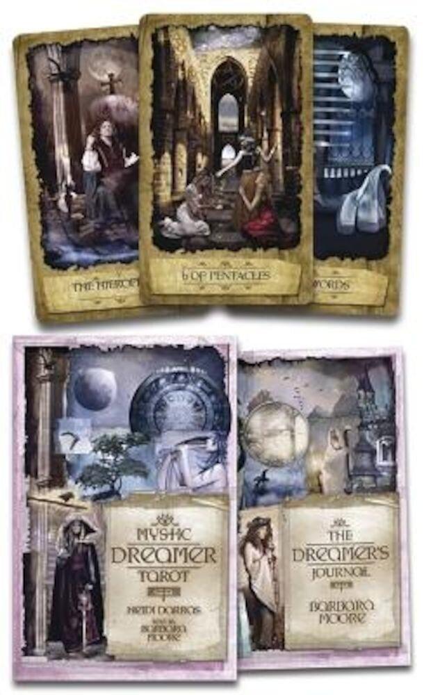 Mystic Dreamer Tarot, Paperback