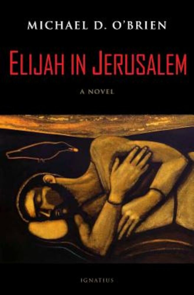 Elijah in Jerusalem, Hardcover
