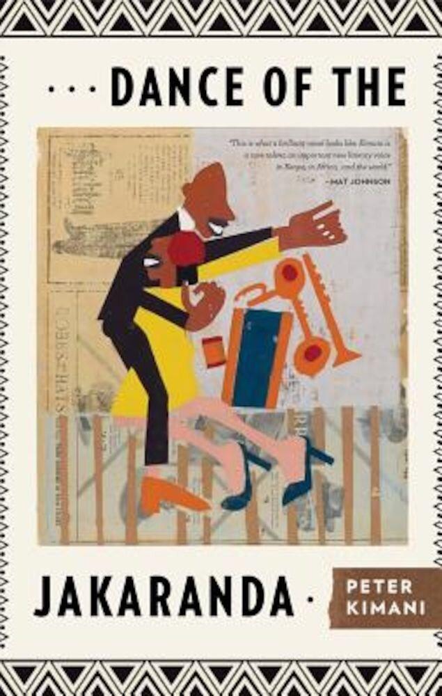 Dance of the Jakaranda, Paperback