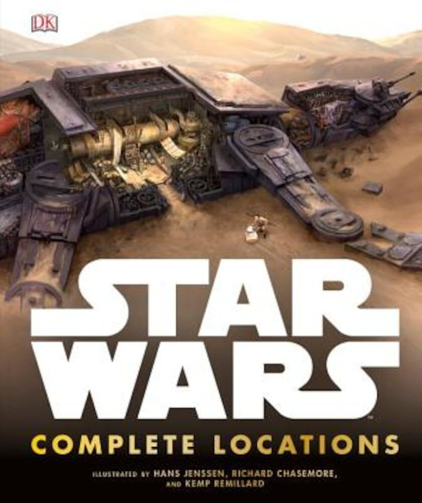 Star Wars: Complete Locations, Hardcover