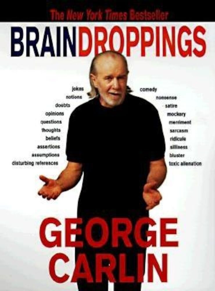 Brain Droppings, Paperback