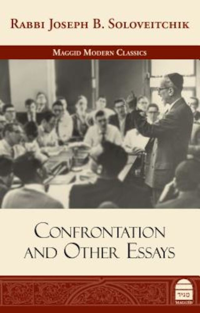 Confrontation and Other Essays, Hardcover