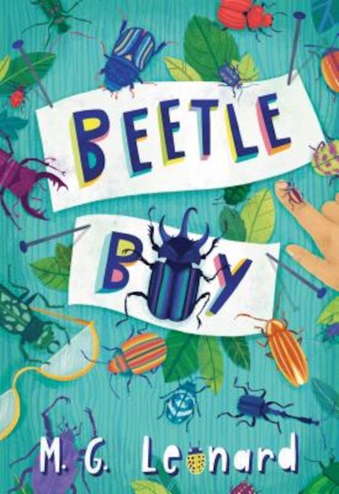 Beetle Boy, Paperback