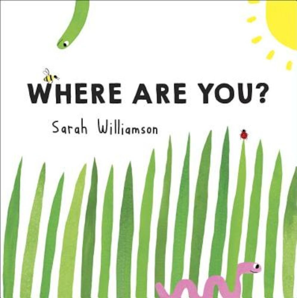 Where Are You?, Hardcover