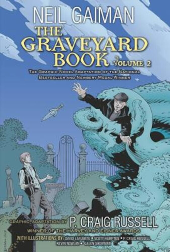 The Graveyard Book Graphic Novel: Volume 2, Paperback