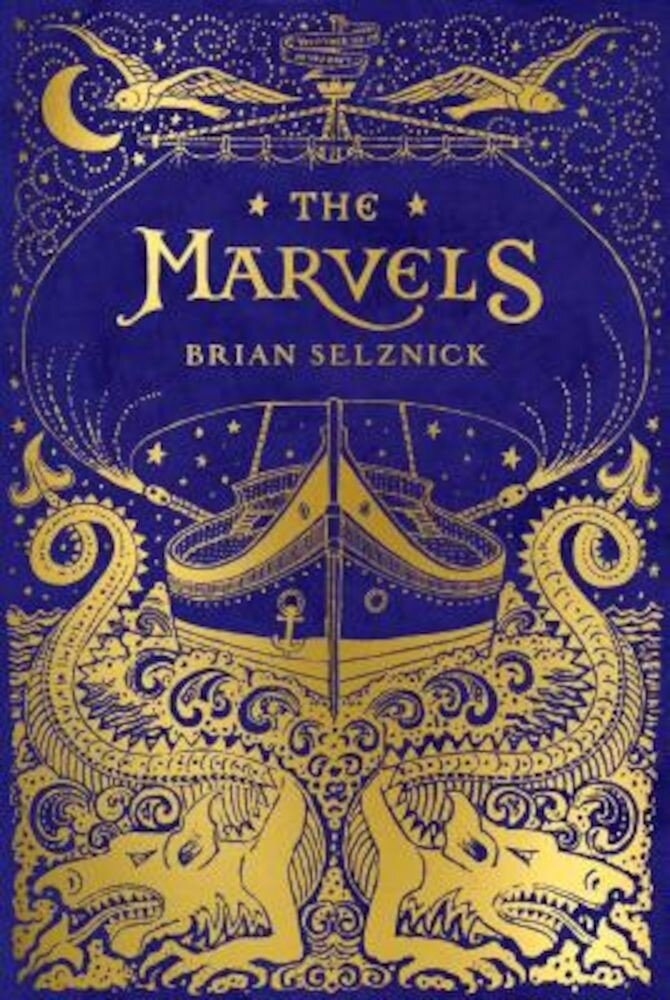 The Marvels, Hardcover