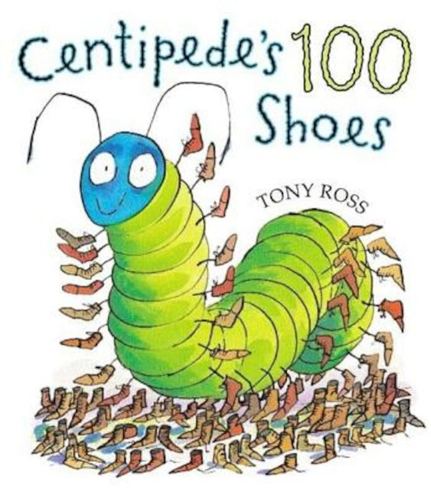 Centipede's One Hundred Shoes, Hardcover