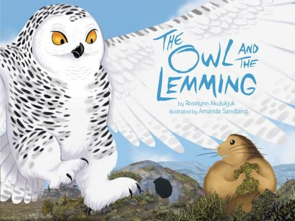The Owl and the Lemming, Hardcover