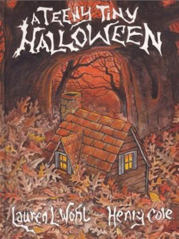 A Teeny Tiny Halloween, Hardcover