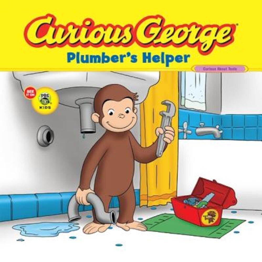 Curious George Plumber's Helper, Paperback