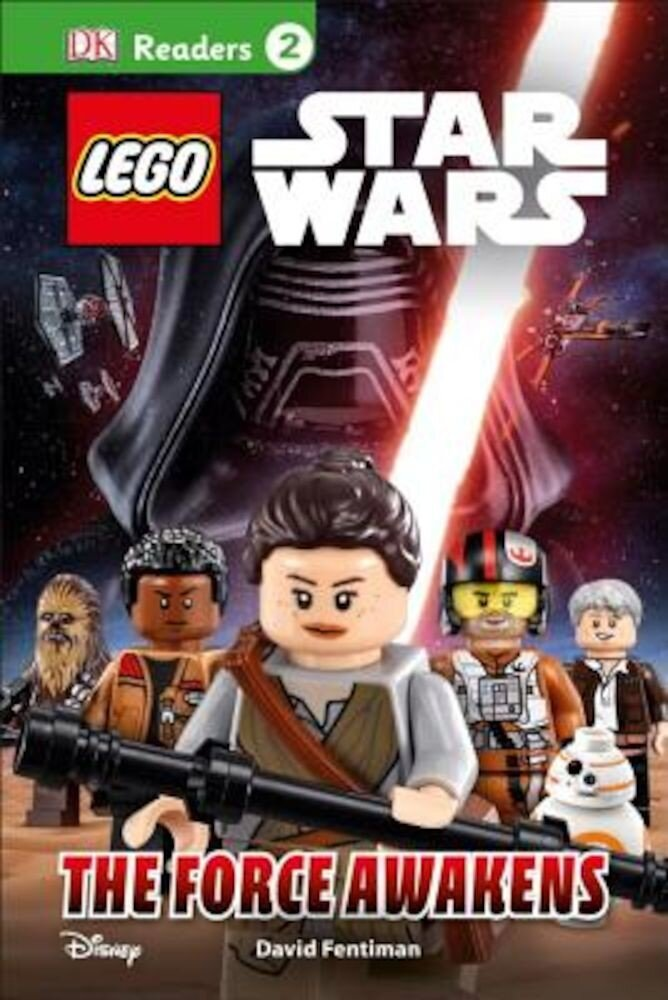 Lego Star Wars: The Force Awakens, Hardcover