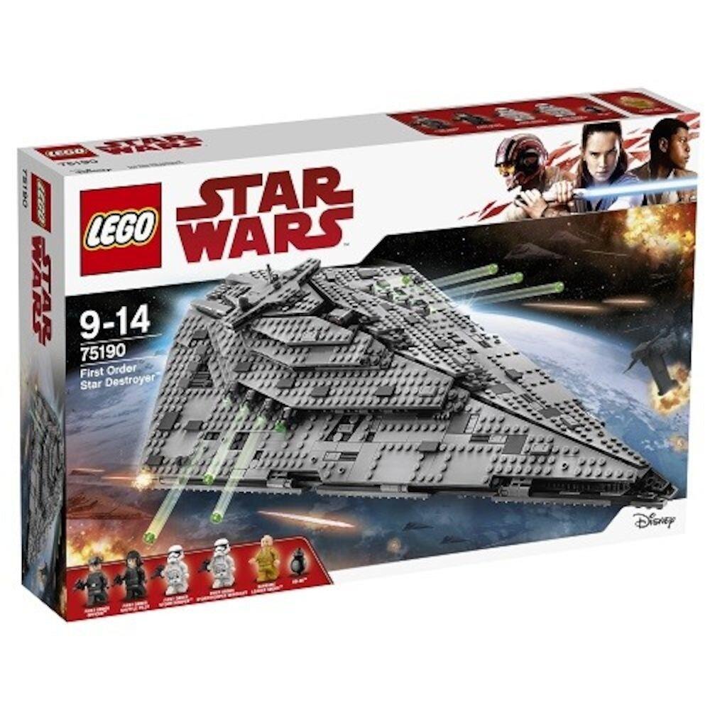 LEGO Star Wars, Star Destroyer al Ordinului Intai 75190