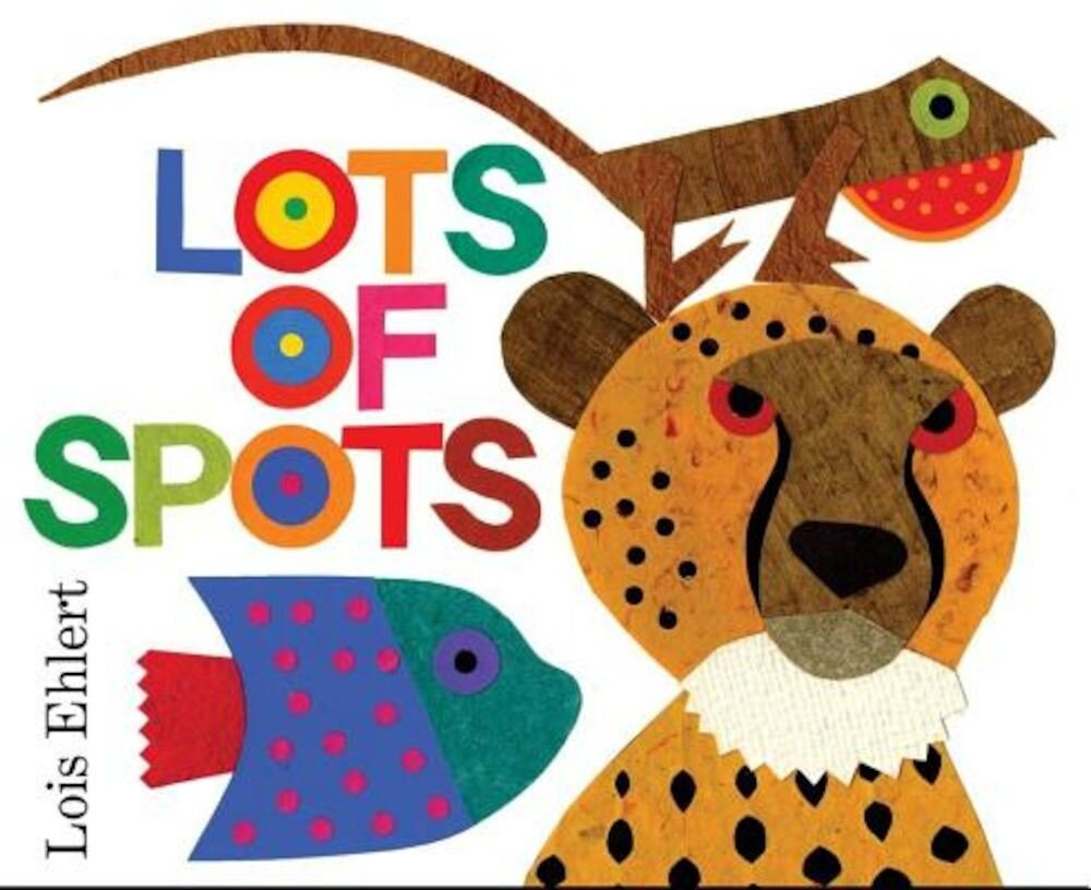 Lots of Spots, Hardcover
