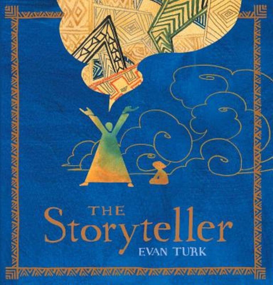 The Storyteller, Hardcover