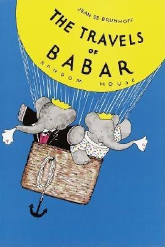 The Travels of Babar, Hardcover