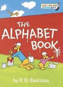 The Alphabet Book, Hardcover