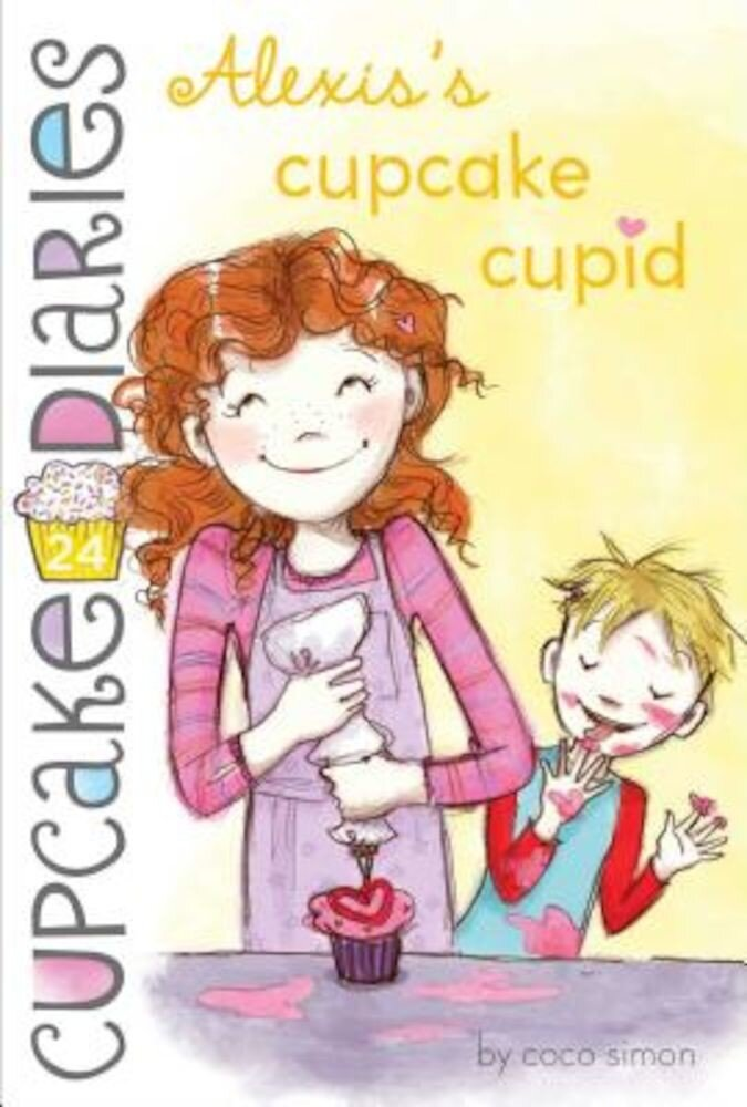 Alexis's Cupcake Cupid, Paperback