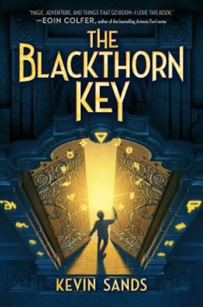 The Blackthorn Key, Hardcover