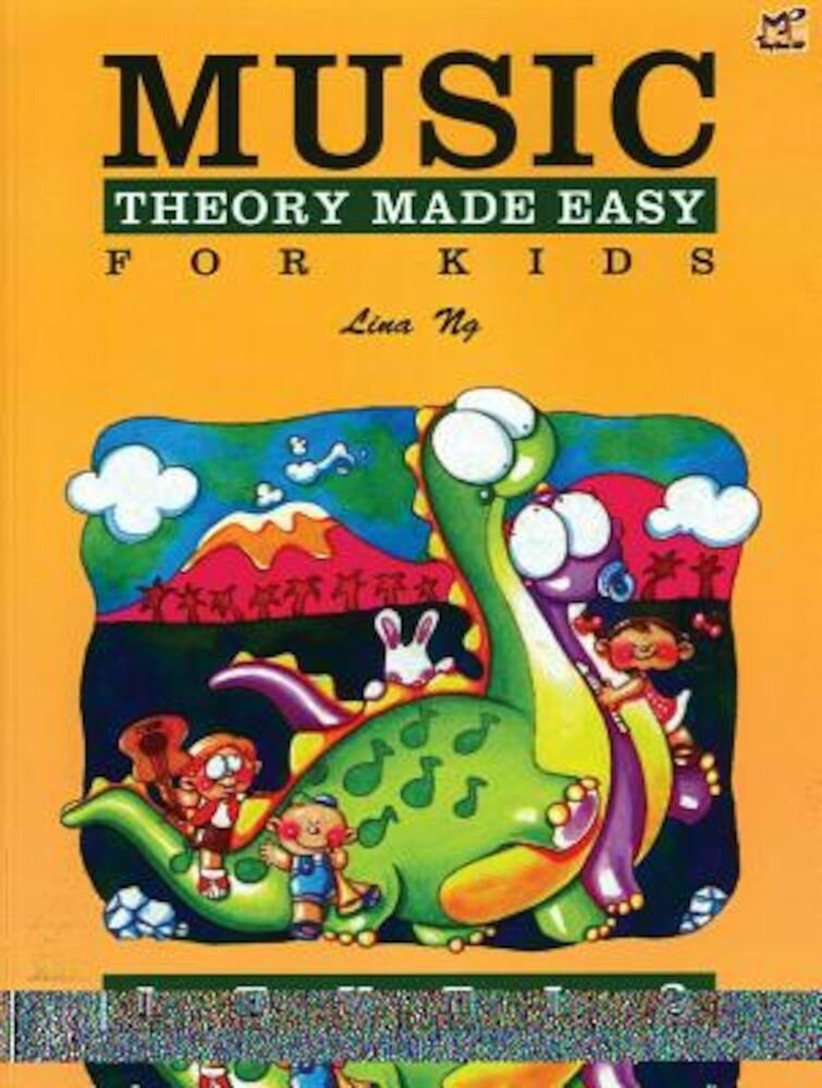Music Theory Made Easy for Kids, Level 2, Paperback