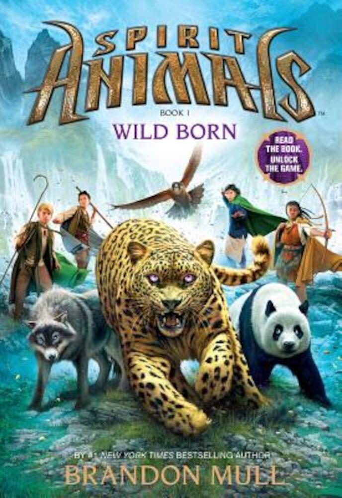 Wild Born, Hardcover