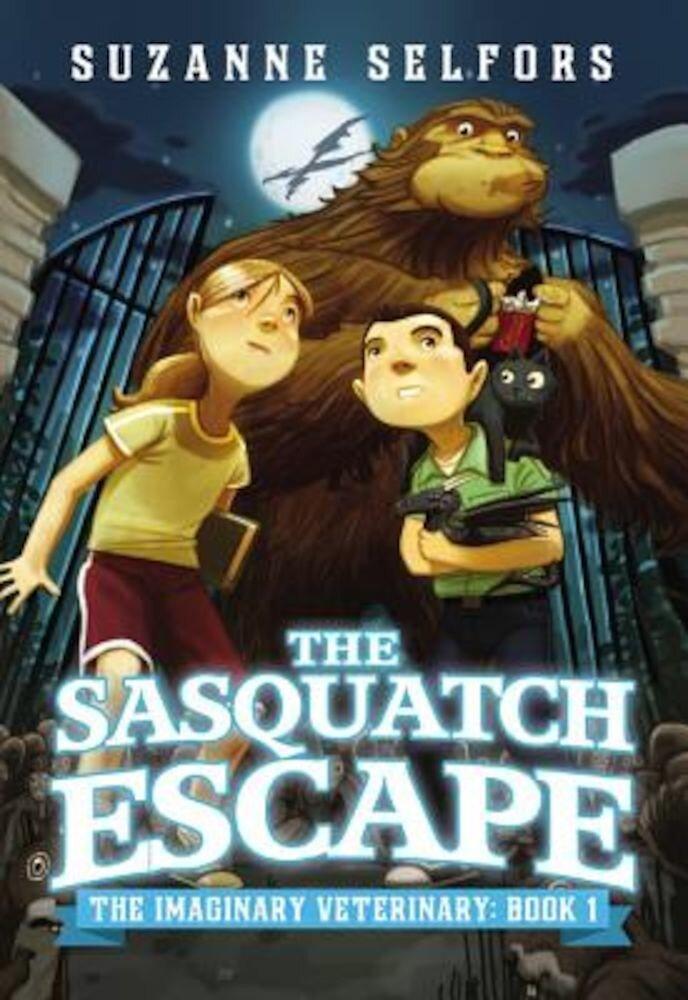 The Sasquatch Escape, Paperback