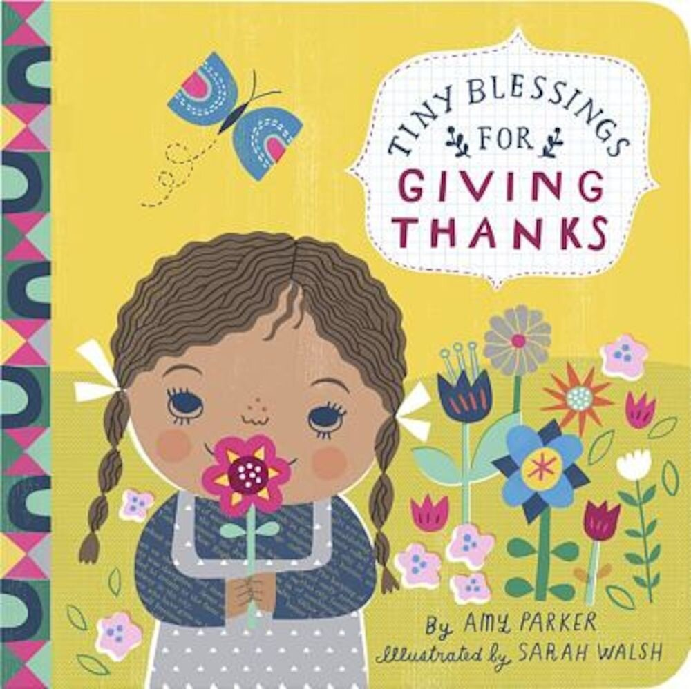 Tiny Blessings: For Giving Thanks, Hardcover