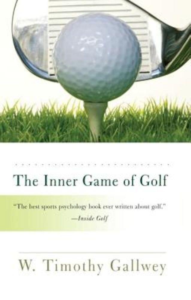 The Inner Game of Golf, Paperback