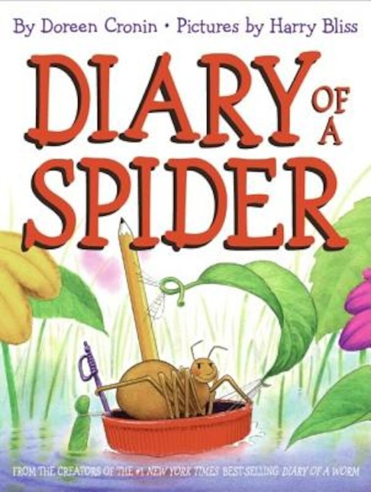 Diary of a Spider, Hardcover