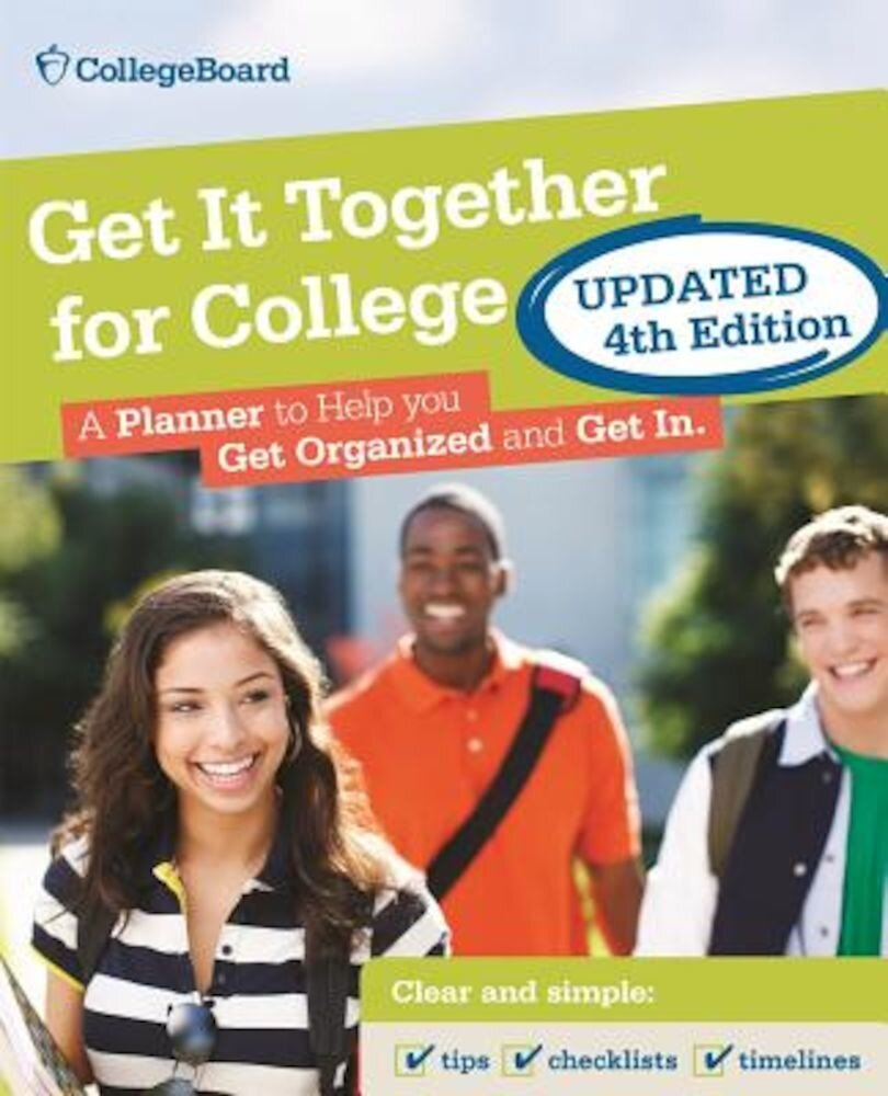 Get It Together for College, 4th Edition, Paperback