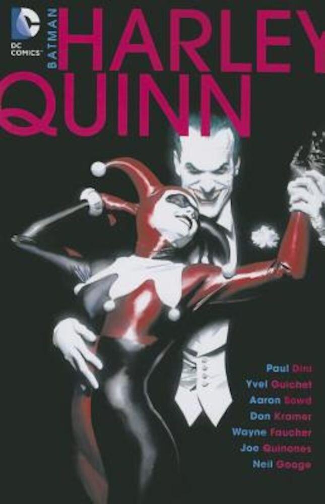 Batman: Harley Quinn, Paperback