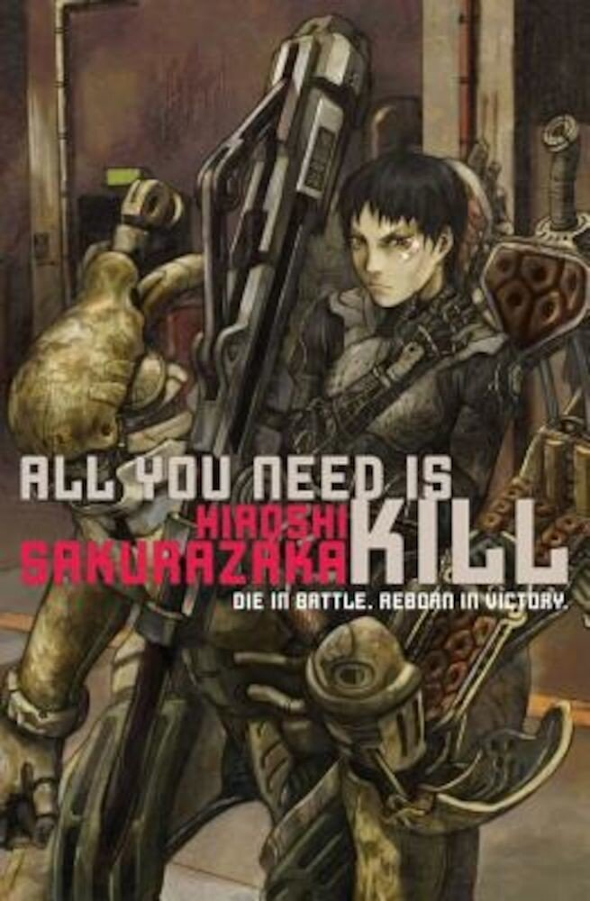 All You Need Is Kill, Paperback